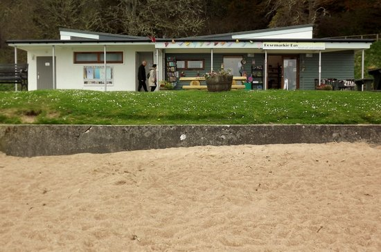 Rosemarkie Beach Cafe and Exhibition