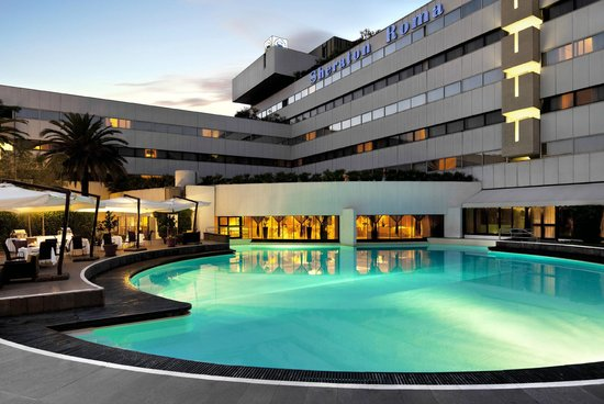 Photo of Sheraton Roma Hotel & Conference Center Rome