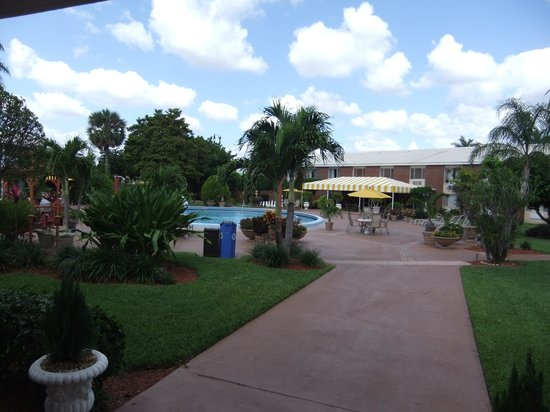 BEST WESTERN Palm Beach Lakes: Garden