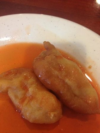 Lakeland, FL: Sweet & Sour Chicken- really? Too watery!