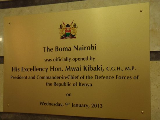 The Boma Nairobi: The new hotel