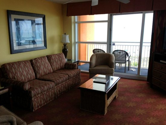 Dunes Village Resort: Family/Living room