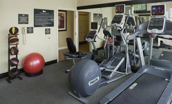 Homewood Suites by Hilton San Jose-Silicon Valley: Homewood San Jose Airport hotel fitness center
