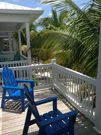 Parrot Key Hotel and Resort: Balcone