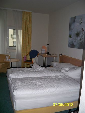 Berlin Mark Hotel: Double room