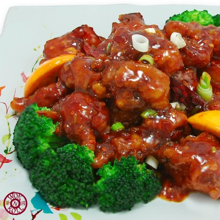 Herndon, VA: General Tso's Chicken