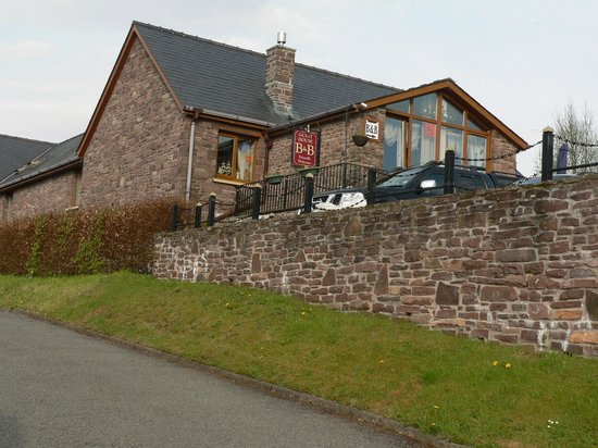 Brecon Beacons National Park restaurants