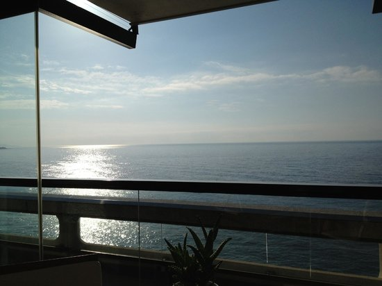 Fairmont Monte Carlo: View from Breakfast