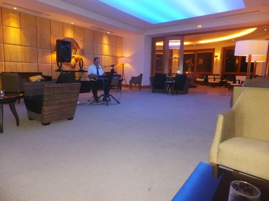 Mövenpick Resort & Marina Spa Sousse: First lounge