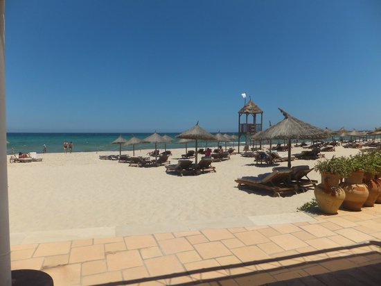 Mövenpick Resort & Marina Spa Sousse: beach