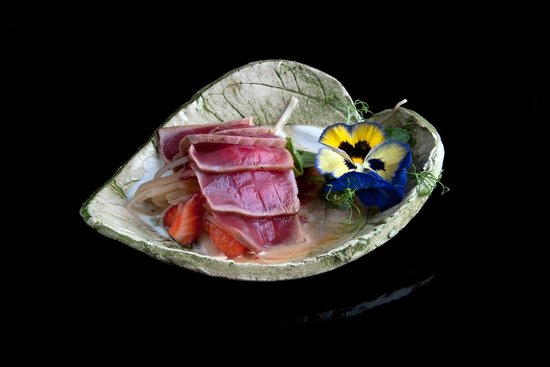 Herzlia, Israel: Seared Tuna