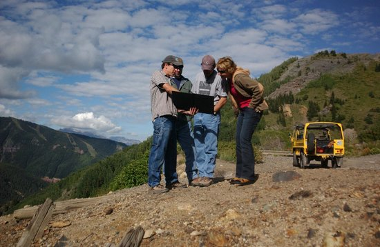 Telluride, Kolorado: Learn how the mining pioneers lived 100+ years ago.
