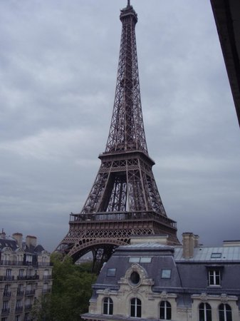 Pullman Paris Tour Eiffel: View from room
