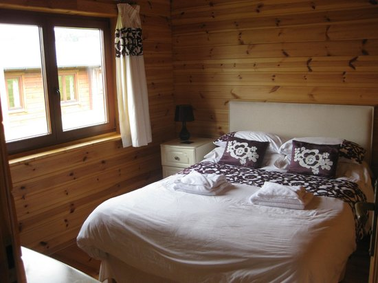 Llanidloes, UK: The bedroom