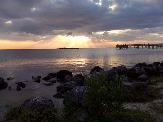 Crystal River, FL: Fort Island Gulf Beach