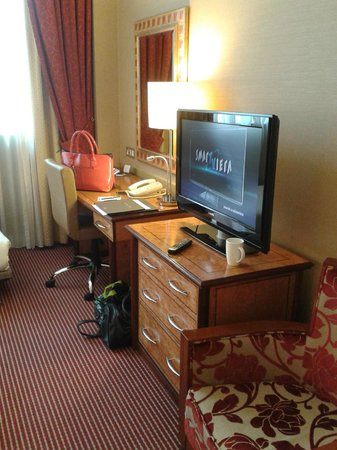 Hilton London Paddington : Usual Facilities