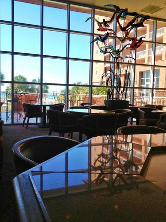Perdido Beach Resort: Lobby Bar