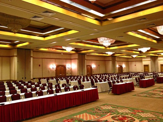 Perdido Beach Resort: Meeting Set-up