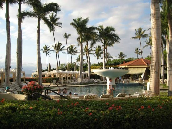 Four Seasons Resort Maui at Wailea: Main Pool area