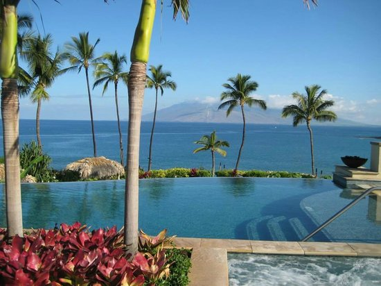 Four Seasons Resort Maui at Wailea: Serenity Pool- Adults only pool