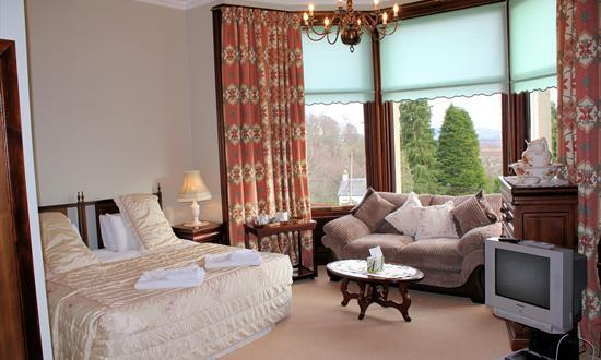 Bed and breakfast Crieff