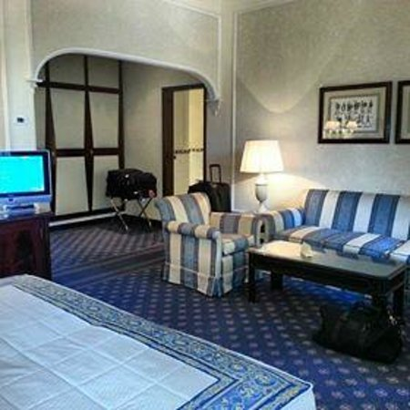 Hotel de La Ville : Junior Suite - Spacious and comfortable