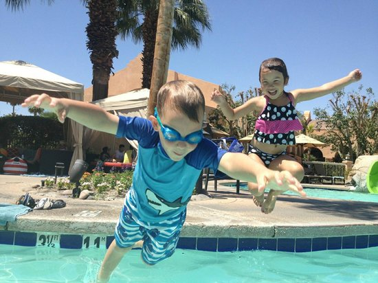 Rancho Mirage, CA: Summertime fun!