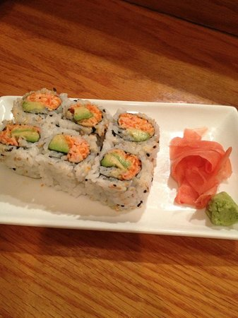 Yonkers, NY: Spicy California Sushi
