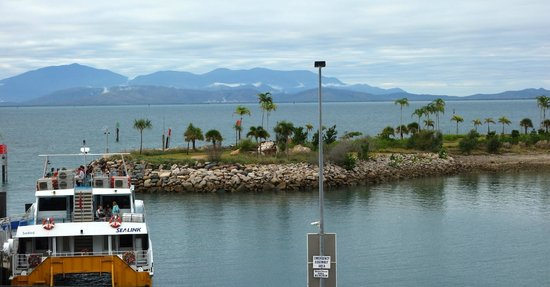 Magnetic Island, Australia: view from our room