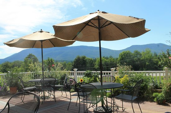 Best Outdoor Dining In Manchester, VT