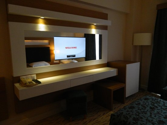 Marbel Hotel: new technology LCD