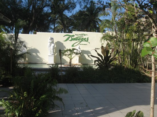 Breezes Resort Bahamas: Garden of Eden