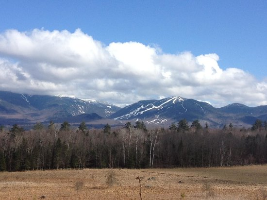 Sugar Hill, NH: Gorgeous views!
