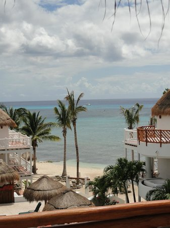 Sunscape Sabor Cozumel: View from room #3363- BEAUTIFUL