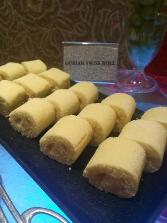 Holiday Inn Singapore Orchard City Centre: Durian dessert