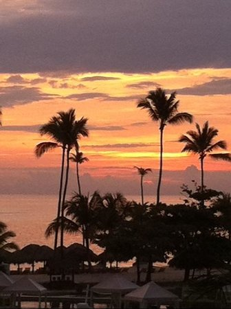Iberostar Grand Bavaro Hotel: Gorgeous Sunrise