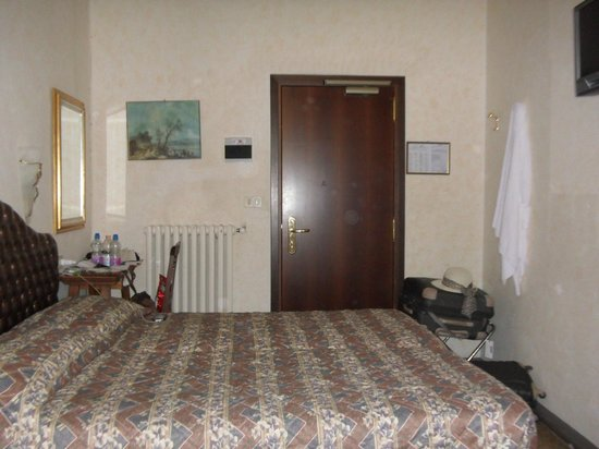 Hotel Alessandra : Single room