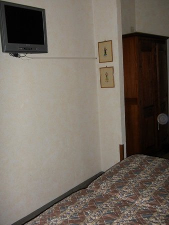 Hotel Alessandra: Single room