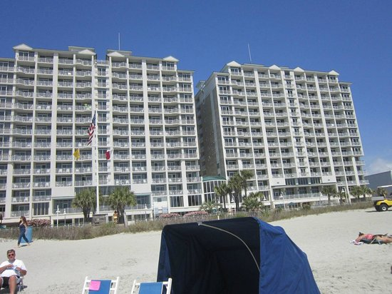 hampton myrtle beach oceanfront picturese