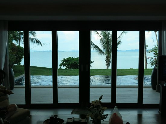 The Village Coconut Island: View from living room
