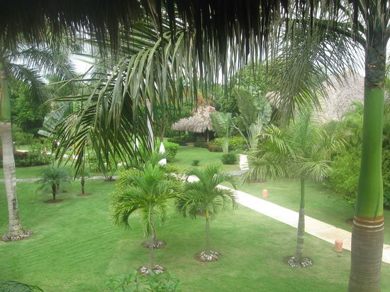 Zoetry Agua Punta Cana: Garden Room View