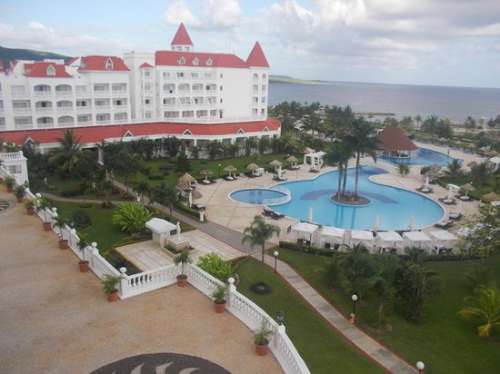 Grand Bahia Principe Jamaica: huge property