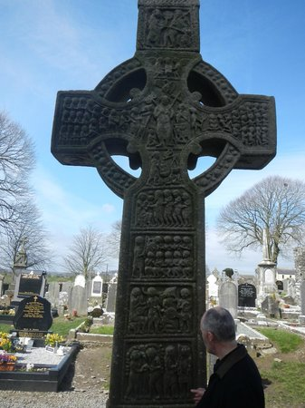 County Meath, Ireland: High Cross, Boyne Valley