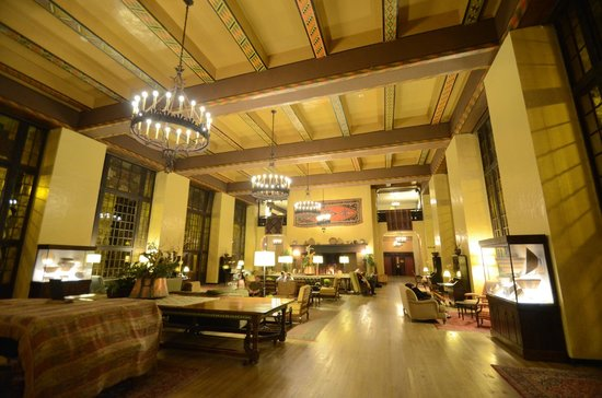 The Ahwahnee: The Great Lounge