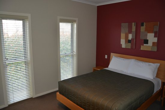 Penola, Australia: Typical bedroom