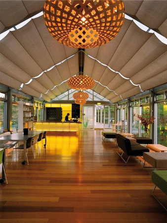 Snells Beach, New Zealand: Inside The Glass House