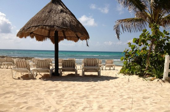 The Grand Mayan Riviera Maya: Beach