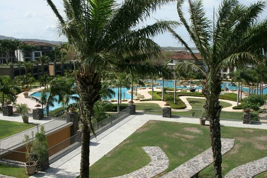 JW Marriott Guanacaste Resort & Spa Costa Rica: View from room 516