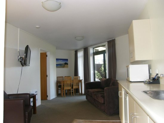 Hanmer Springs, New Zealand: Two Bedroom Family Unit
