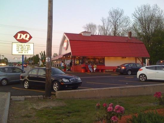 Dairy Queen, Saco